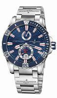 Ulysse Nardin Marine Diver 2014 Mens Wristwatch 263-10-7M/93