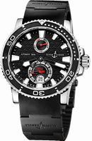 Ulysse Nardin Maxi Marine Diver Mens Wristwatch 263-33-3-3C-82