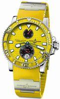 Ulysse Nardin Maxi Marine Diver Chronometer Mens Wristwatch 263-33-3/941