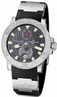 Ulysse Nardin Maxi Marine Diver Chronometer Mens Wristwatch 263-33-3/91