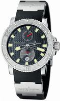 Ulysse Nardin Maxi Marine Diver Mens Wristwatch 263-33-3.92