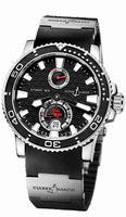 Ulysse Nardin Marine Diver Mens Wristwatch 263-33-3/82