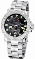 Ulysse Nardin Maxi Marine Diver Chronometer Mens Wristwatch 263-33-7/92