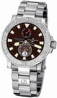 Ulysse Nardin Maxi Marine Diver Chronometer Mens Wristwatch 263-33-7/95