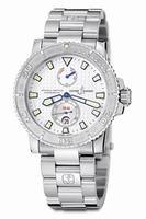 Ulysse Nardin Maxi Marine Diver Mens Wristwatch 263-33.7