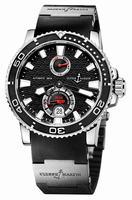 Ulysse Nardin Maxi Marine Diver Mens Wristwatch 263-333-82