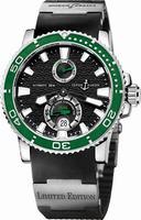 Ulysse Nardin Maxi Marine Diver Mens Wristwatch 263-35-3-NOB