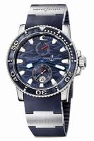 Ulysse Nardin Blue Surf Limited Edition Mens Wristwatch 263-36LE-3