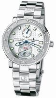 Ulysse Nardin Marine Diver Mens Wristwatch 263-51-7