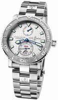 Ulysse Nardin Marine Diver Mens Wristwatch 263-51-7M