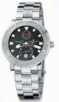 Ulysse Nardin Marine Diver Chronometer Mens Wristwatch 263-55-7/92
