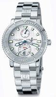 Ulysse Nardin Marine Diver Chronometer Mens Wristwatch 263-55-7