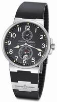 Ulysse Nardin Maxi Marine Chronometer Mens Wristwatch 263-66-3.62