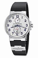 Ulysse Nardin Maxi Marine Chronometer Mens Wristwatch 263-66-3