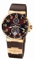 Ulysse Nardin Marine Chronometer 41mm Mens Wristwatch 263-66-3/625