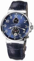 Ulysse Nardin Maxi Marine Chronometer Mens Wristwatch 263-66/623