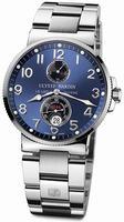 Ulysse Nardin Maxi Marine Chronometer Mens Wristwatch 263-66-7/623