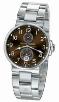 Ulysse Nardin Marine Chronometer 41mm Mens Wristwatch 263-66-7/625