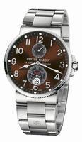 Ulysse Nardin Marine Chronometer 41mm Mens Wristwatch 263-66-7M/625