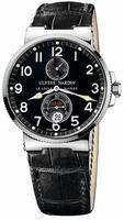 Ulysse Nardin Maxi Marine Chronometer Mens Wristwatch 263-66.62