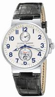 Ulysse Nardin Maxi Marine Chronometer Mens Wristwatch 263-66