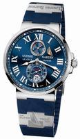 Ulysse Nardin Marine Chronometer 43mm Mens Wristwatch 263-67-3/43YAC