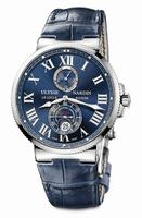 Ulysse Nardin Maxi Marine Chronometer 43mm Mens Wristwatch 263-67-43