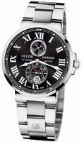 Ulysse Nardin Maxi Marine Chronometer 43mm Mens Wristwatch 263-67-7/42