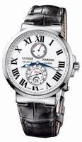Ulysse Nardin Marine Chronometer 43mm Mens Wristwatch 263-67/40