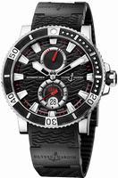 Ulysse Nardin Maxi Marine Diver Titanium Mens Wristwatch 263-90-3C.72