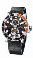 Ulysse Nardin Marine Diver Titanium Mens Wristwatch 263-90-3C/92