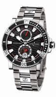 Ulysse Nardin Marine Diver Titanium Mens Wristwatch 263-90-7M/72