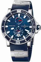 Ulysse Nardin Maxi Marine Hammerhead Shark Mens Wristwatch 263-91LE-3