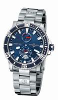 Ulysse Nardin Hammerhead Shark Mens Wristwatch 263-91LE-7M