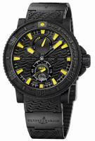 Ulysse Nardin Black Sea Mens Wristwatch 263-92-3C-924