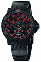 Ulysse Nardin Black Sea Mens Wristwatch 263-92-3C
