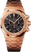 Audemars Piguet Royal Oak Chronograph Mens Wristwatch 26320OR.OO.1220OR.01