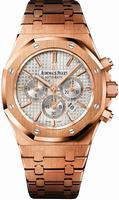 Audemars Piguet Royal Oak Chronograph Mens Wristwatch 26320OR.OO.1220OR.02