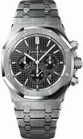 Audemars Piguet Royal Oak Chronograph Mens Wristwatch 26320ST.OO.1220ST.01