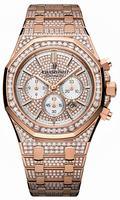 Audemars Piguet Royal Oak Chronograph Mens Wristwatch 26322OR.ZZ.1222OR.01