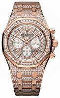 Audemars Piguet Royal Oak Offshore Chronograph Mens Wristwatch 26322OR.ZZ.1222OR.02