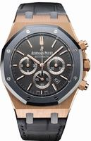 Audemars Piguet Royal Oak Chronograph Leo Messi Mens Wristwatch 26325OL.OO.D005CR.01