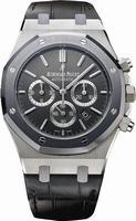 Audemars Piguet Royal Oak Chronograph Leo Messi Mens Wristwatch 26325TS.OO.D005CR.01