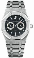Audemars Piguet Royal Oak Day Date Mens Wristwatch 26330ST.OO.1220ST.01
