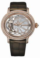 Audemars Piguet Millenary Tourbillon Rose Gold Ladies Wristwatch 26354OR.ZZ.D812CR.01