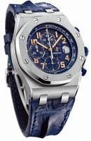 Audemars Piguet Royal Oak Offshore Pride of Argentina Mens Wristwatch 26365IS.OO.D305CR.01