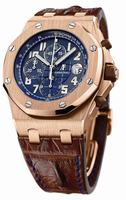 Audemars Piguet Royal Oak Offshore Pride of Argentina Mens Wristwatch 26365OR.OO.D801CR.01