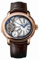 Audemars Piguet Millenary Minute Repeater Mens Wristwatch 26371OR.OO.D803CR.01