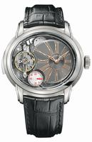 Audemars Piguet Millenary Hand Wound Minute Repeater Mens Wristwatch 26371TI.OO.D002CR.01