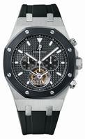 Audemars Piguet Royal Oak Tourbillon Chronograph Mens Wristwatch 26377SK.OO.D002CA.01